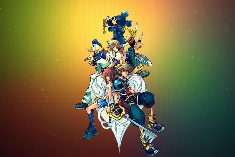 free kingdom hearts background 1920x1200