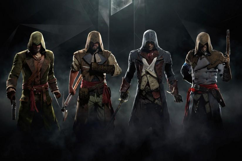 download assassins creed wallpaper 2880x1800 for tablet