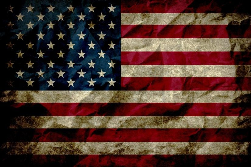 American Flag Wallpapers for Desktop - WallpaperSafari