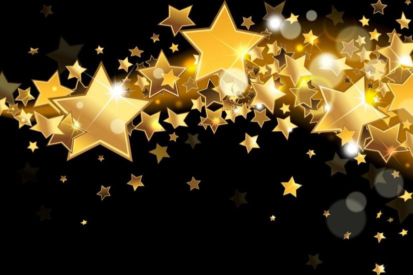 gold stars background 11