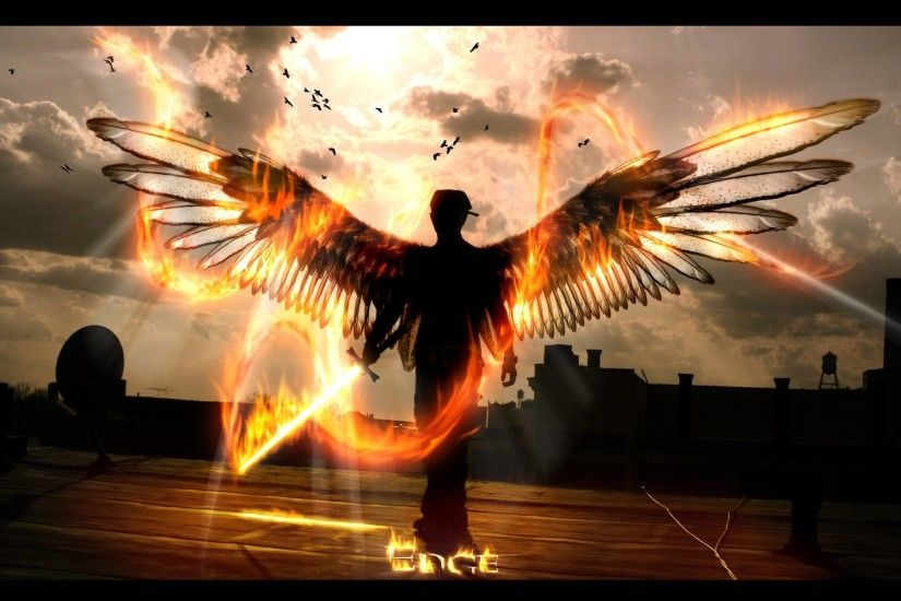 96 Angel Wallpapers | Angel Backgrounds Page 2