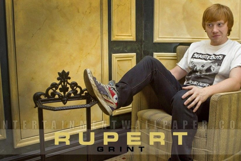 Rupert Grint Wallpaper - Original size, download now.