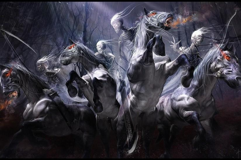 "HD ""four Horsemen Of The Apocalypse""."