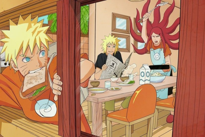 Yondaime Hokage, Naruto, Anime, The Fourth Hokage, Naruto