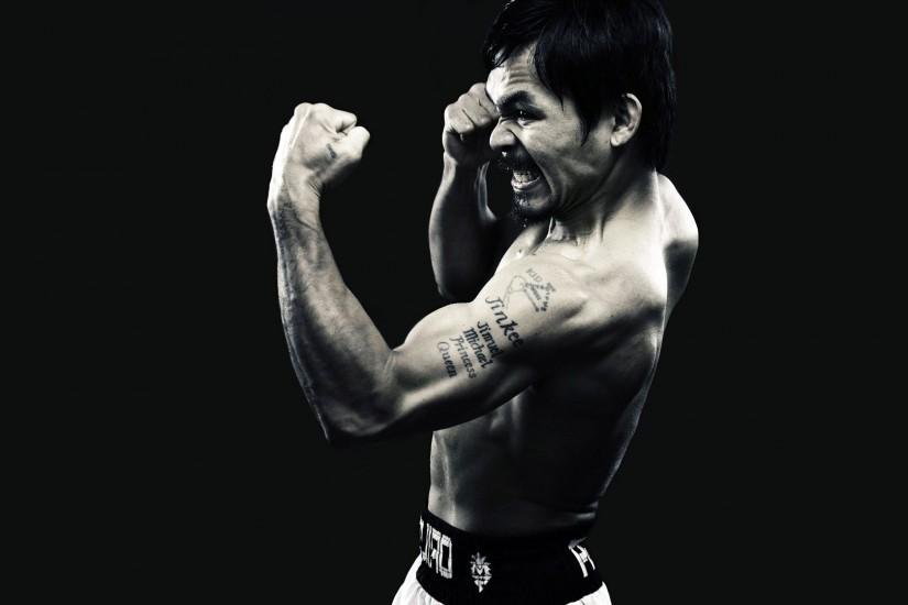 Manny Pacquiao 2015 Boxing Wallpaper