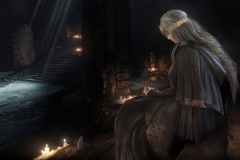 Dark Souls 3 HD Game · Dark Souls 3 HD Game Wallpaper