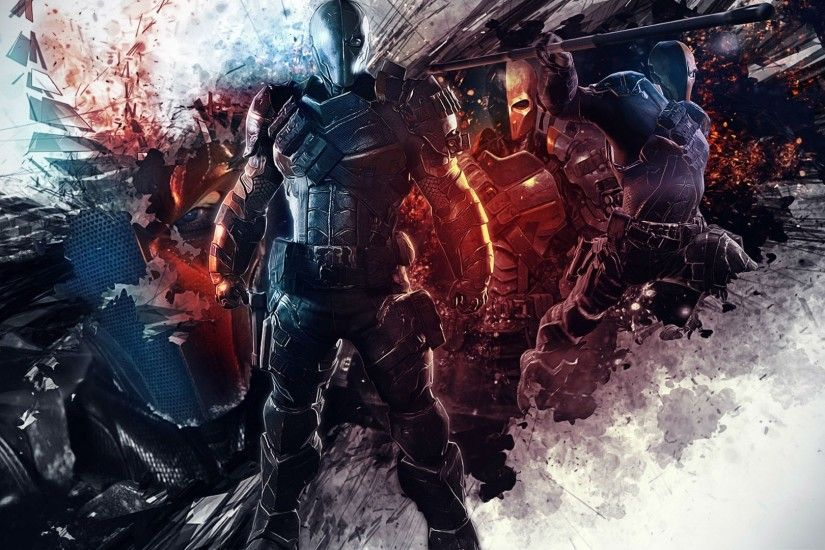 Deathstroke Wallpapers 1920×1080 (68 Wallpapers)