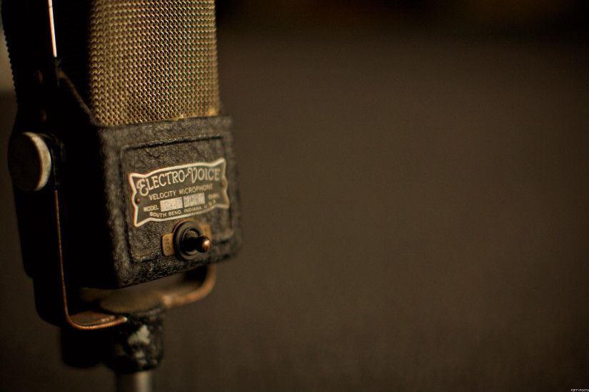 Photo Gallery: #3157015 Microphone Wallpapers, 0.36 Mb