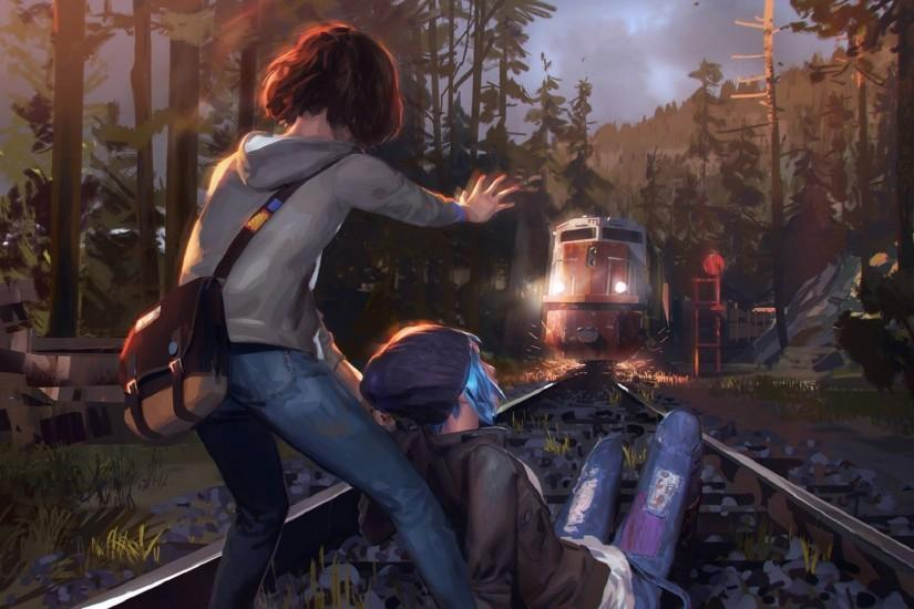 life is strange wallpaper 2116x1080 for hd 1080p