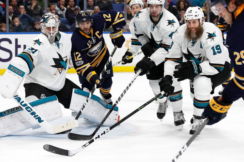 Buffalo Sabres defeat San Jose Sharks in mighty comeback victory