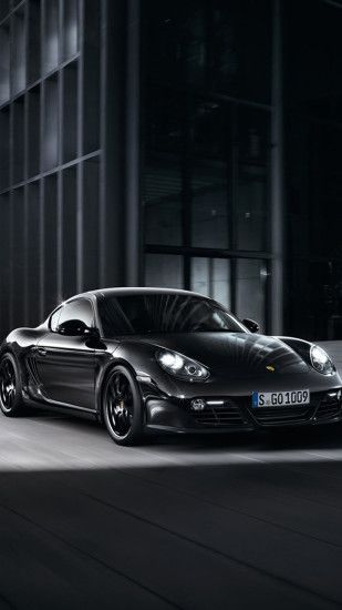 porsche-cayman-s Wallpapers for Galaxy S5