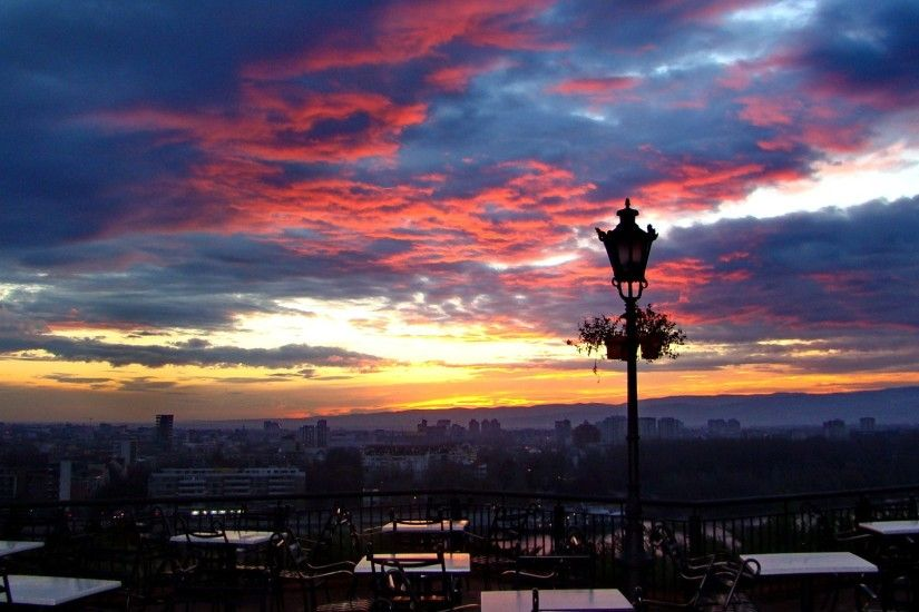landscape, City, Sky, Cityscape, Clouds, Novi Sad Wallpapers HD / Desktop  and Mobile Backgrounds