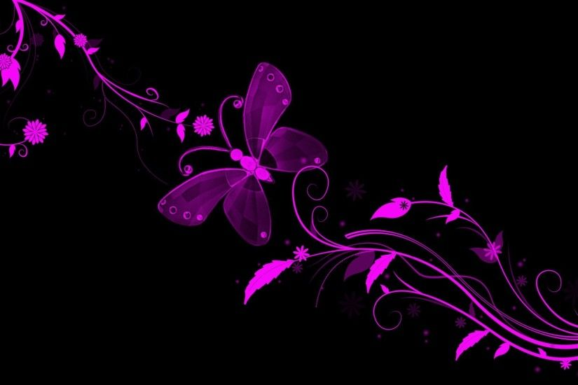 Black purple wallpaper hd abstract 24625 wallpaper hdwallsize com