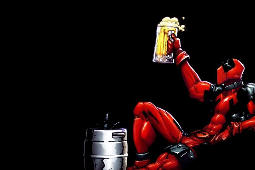 deadpool background 1920x1080 for phone