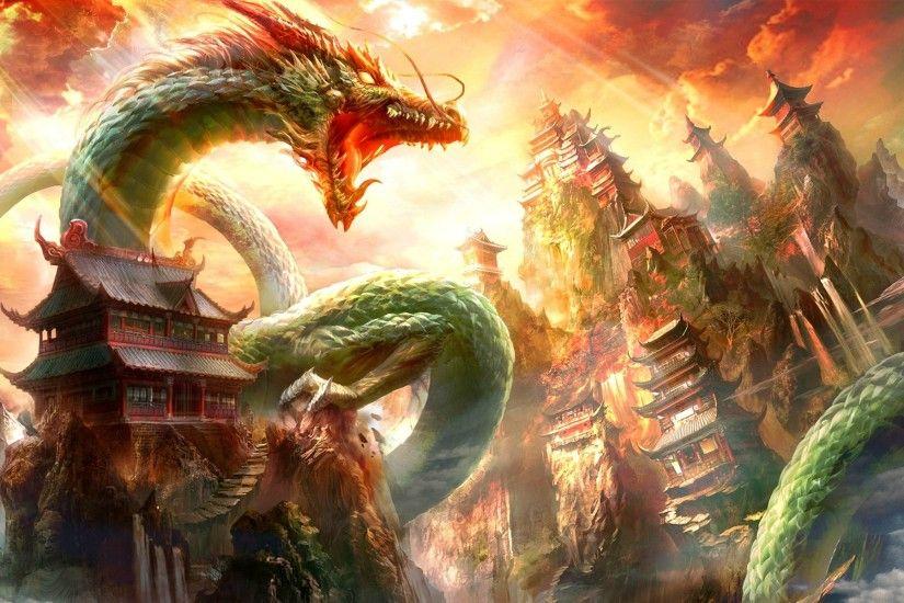 Badass Dragon Wallpaper High Definition