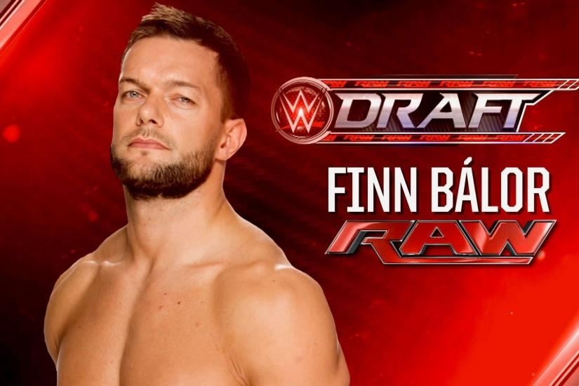 Finn Bálor Wallpaper Draft 2016