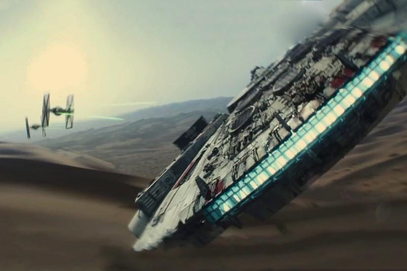 Star Wars Millennium Falcon [1920 x 1080] ...