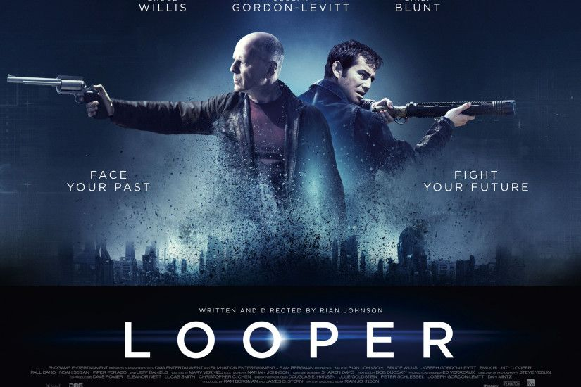 Looper images Looper Movie Poster HD wallpaper and background photos