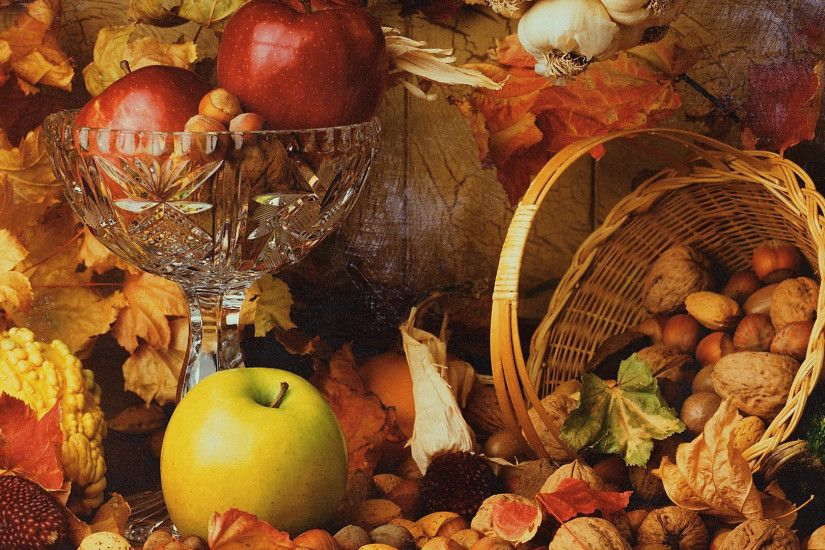 Fall Thanksgiving Wallpapers - Wallpaper Cave ...