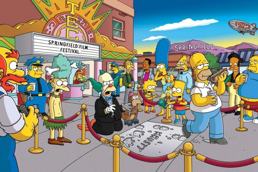 The Simpsons HD Wallpapers Backgrounds Wallpaper 1920×1200 The Simpsons  Wallpaper (45 Wallpapers)