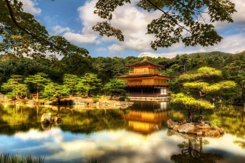Download Wallpaper 3840x2160 ryoanji zen garden, japan, mirabell .
