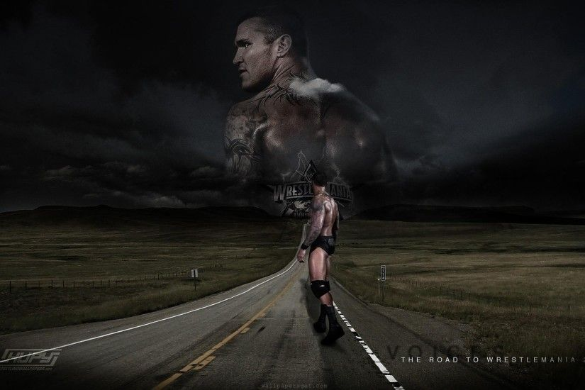 Randy Orton Wrestlemania