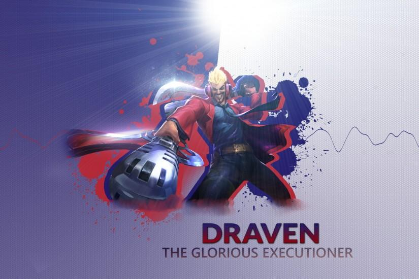 Primetime Draven wallpaper