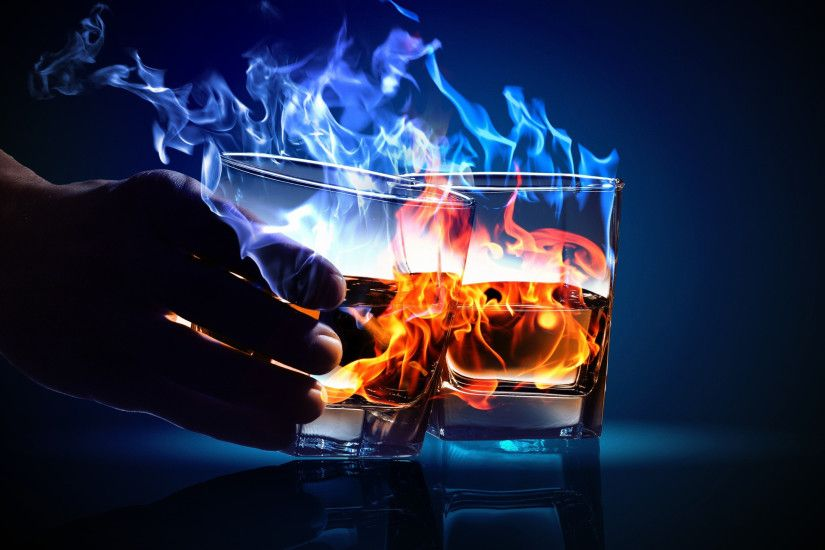 Burning, Wine, Cheers, Full, Screen, High, Quality, Wallpaper, Free, For,  Desktop, Background, Desktop Wallpaper, Desktop Images For Apple, Iphone  Wallpaper ...