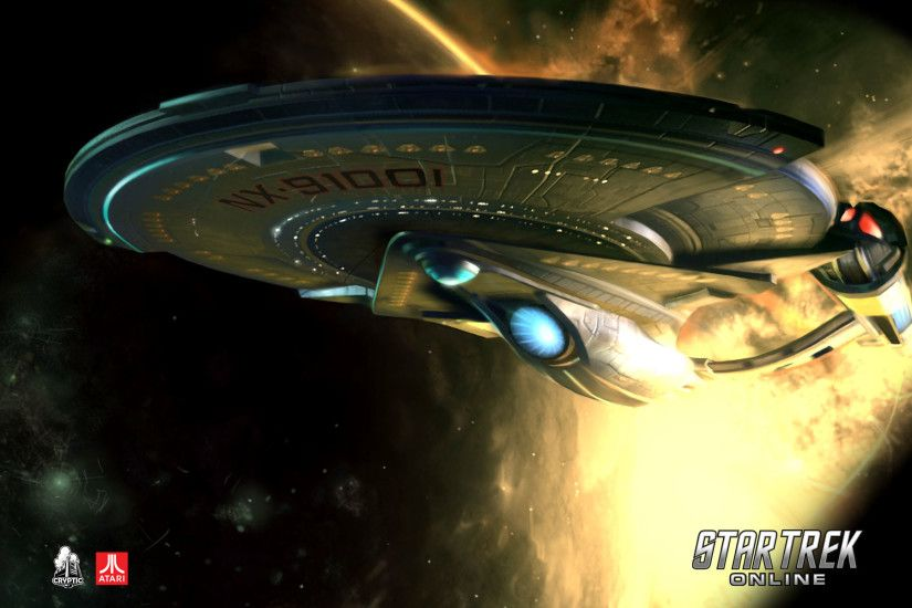 Wallpaper Abyss Everything Star Trek Video Game Star Trek 395704 .