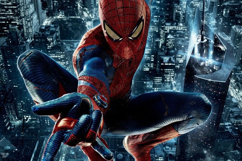 The Amazing Spider-man, Cityscape, Superhero