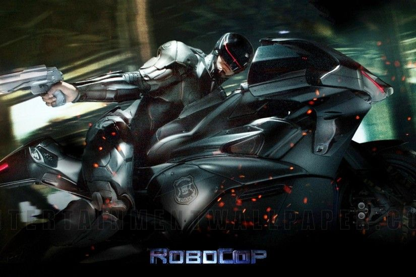 RoboCop Wallpaper - Original size, download now.