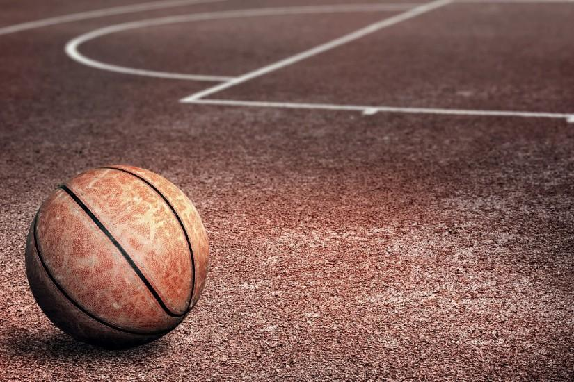 Backgrounds Basketball Ball Wallpapers HD.