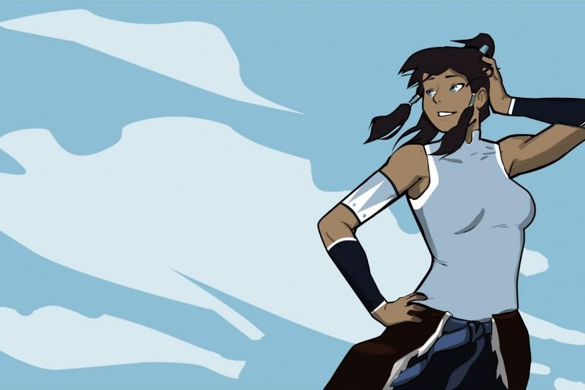 Wallpaper from The Legend of Korra