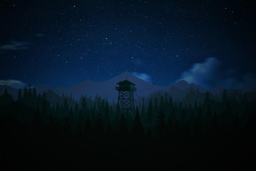 firewatch wallpaper 2560x1440 cell phone