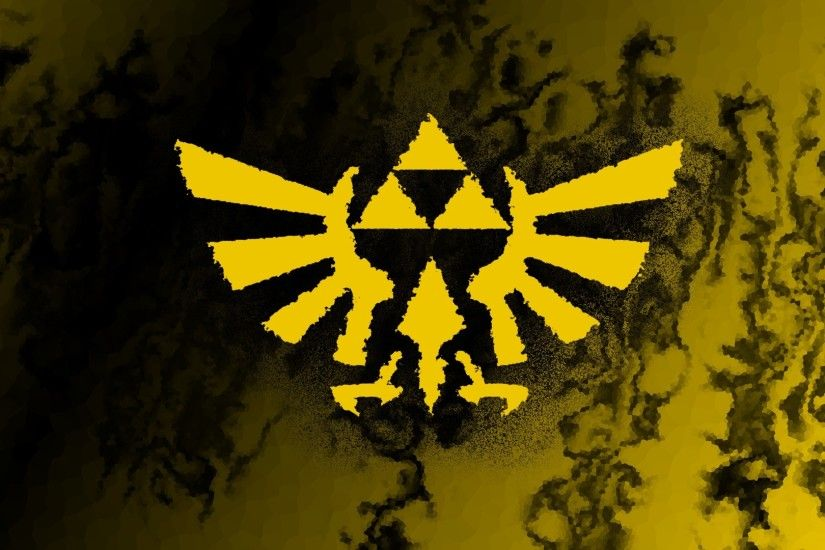 ... Zelda Triforce Wallpaper 2 (1920x1080) by Zurlocke