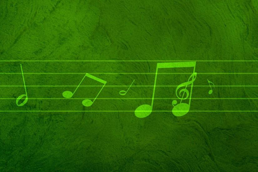 download music notes background 3840x2160 for computer
