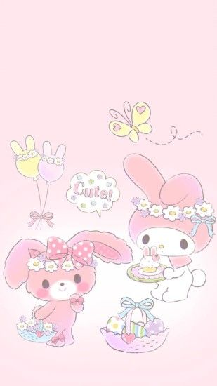 My Melody · Sanrio WallpaperMy ...