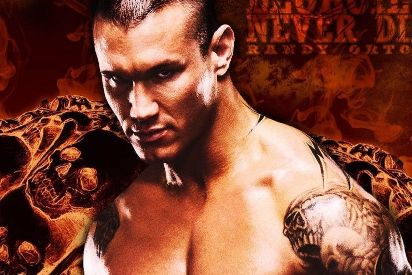 Randy Orton HD Wallpapers For Desktop - HD Wallpapers Inx