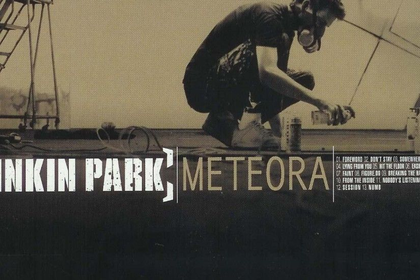 Linkin Park Meteora Wallpaper | Free | Download