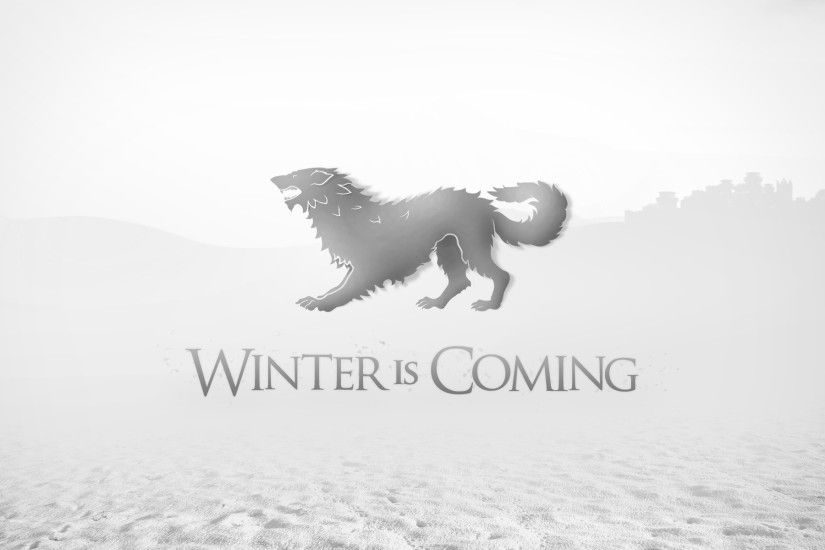 Game Of Thrones, House Stark, Winter Is Coming Wallpaper HD