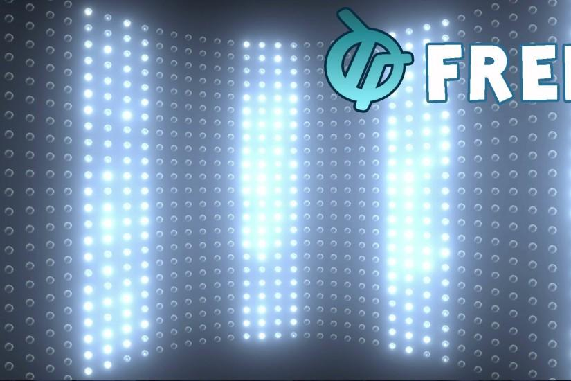 free lights background 1920x1080