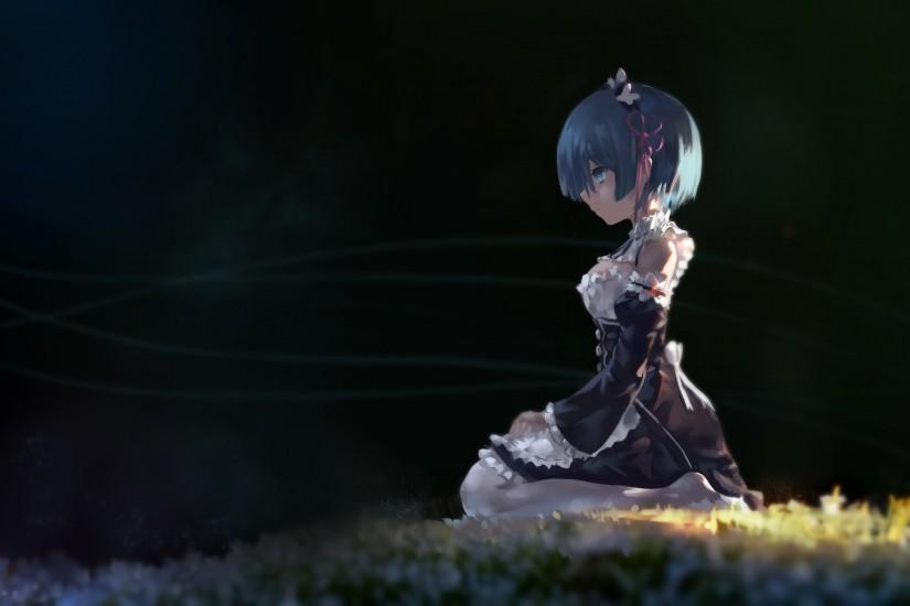 rem wallpaper 2403x1600 for retina
