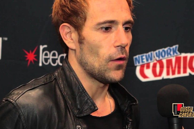 NBC Constantine TV Series - Matt Ryan & Angélica Celaya speak with Gamer's  Life - YouTube