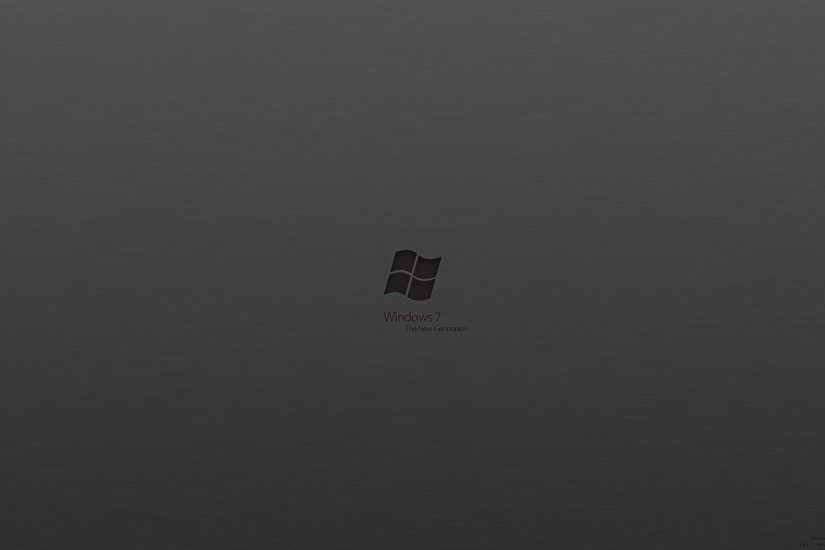 0 Best Hd Wallpaper For Windows 7 Black WindowsWallpapers