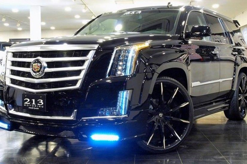 2015 Cadillac Escalade Picture Wallpapers