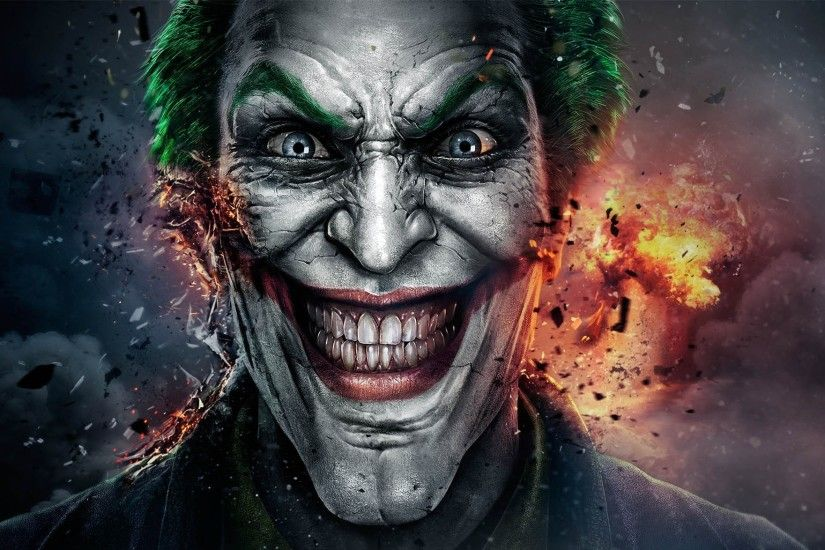 The Joker Wallpaper 1920x1174