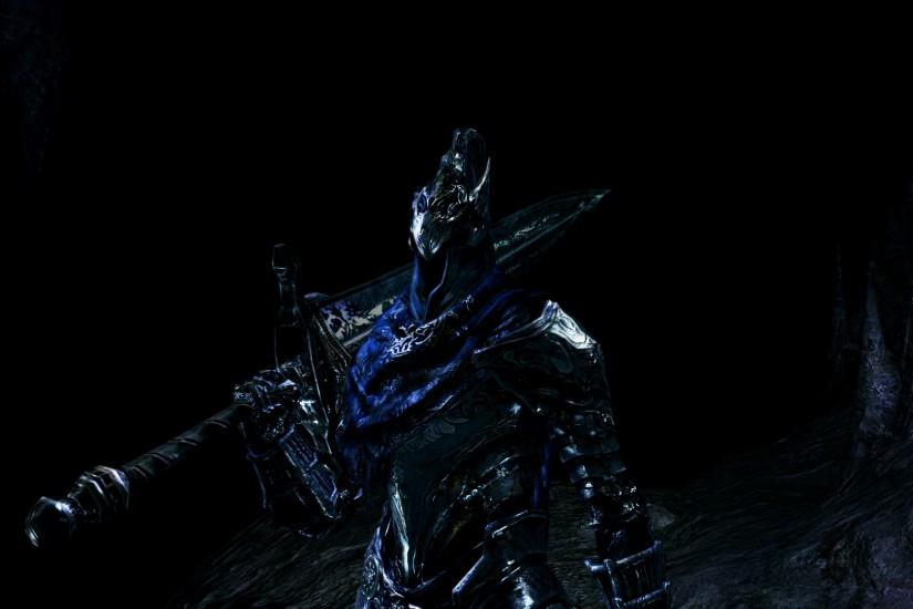 Artorias' armor in different lighting.