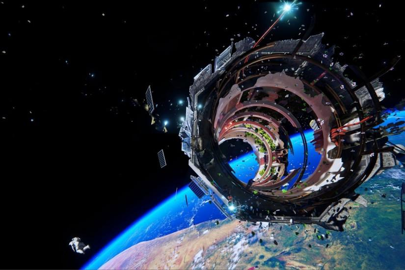 Adr1ft 4K Wallpaper | Adr1ft 1080p Wallpaper ...