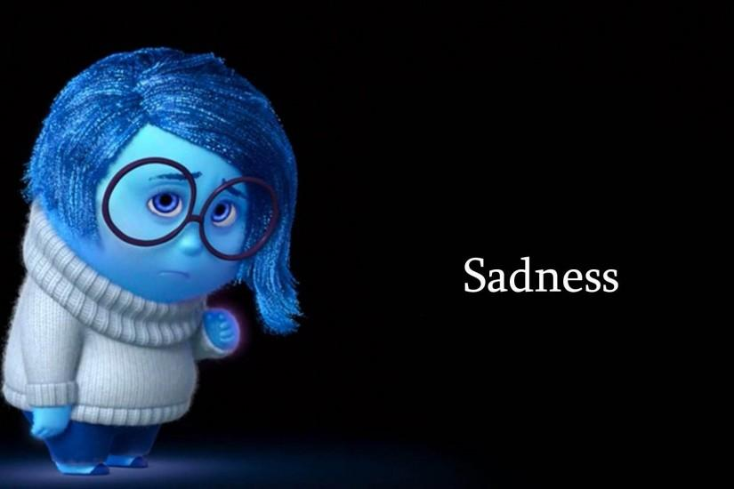 Inside Out Sadness 1920x1080 wallpaper