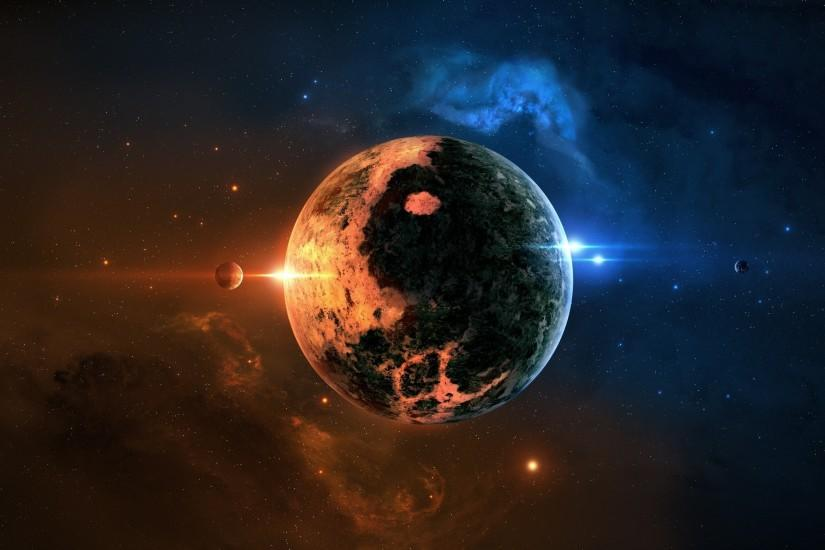 File Name: #828248 Fantasy HD Sci Fi 2560x1577px : HD Widescreen Wall .
